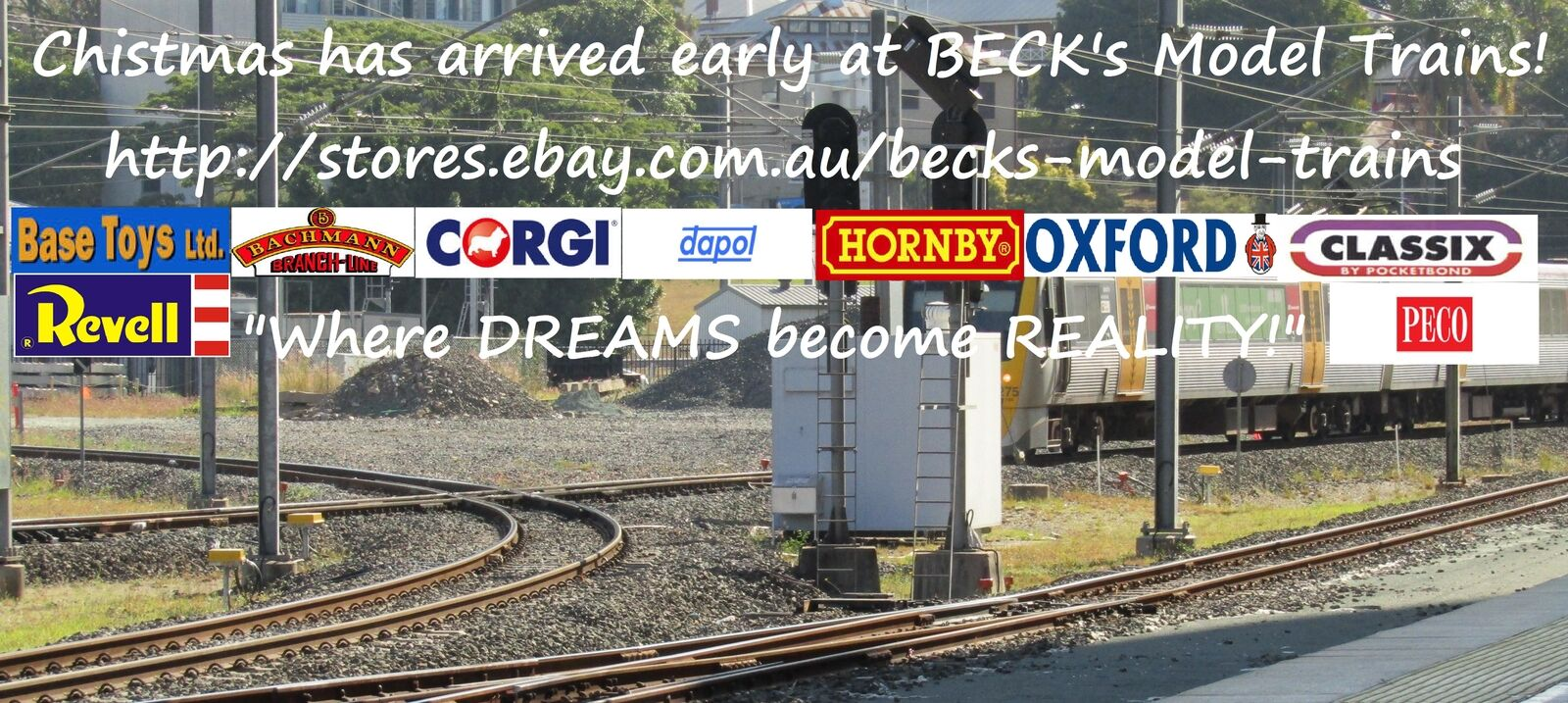BECKs Model Trains