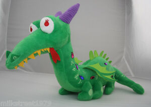 My-little-Pony-Friendship-is-Magic-Dragon-Crackle-Plush-Doll-15-Green-Figure