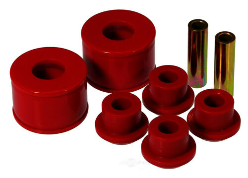 Prothane 7-312 Red Rear Control Arm Bushing Kit