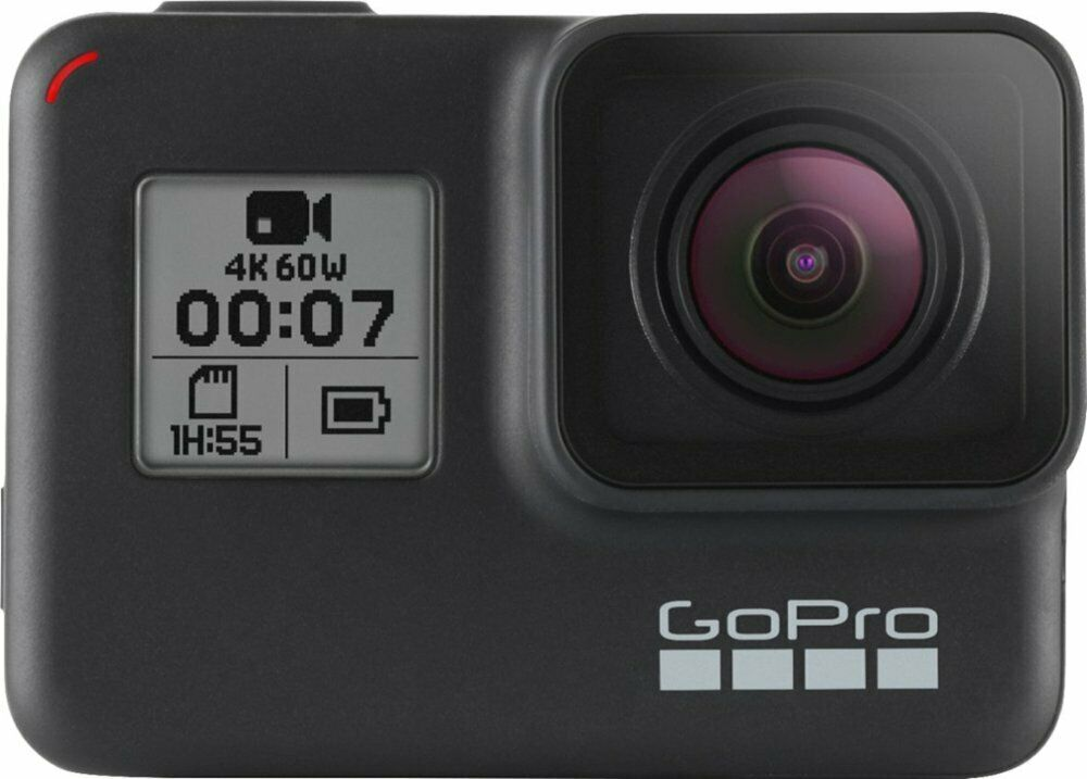 GoPro HERO7 Black HD Waterproof Action Camera