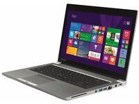 "Toshiba Tecra 14"" Laptop - Intel Core i5 - 256GB SSD"