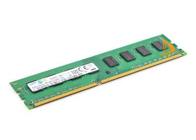 8 GB Neu Samsung PC3 12800U 2RX8 DDR3 1600 MHz Arbeitsspeicher RAM DIMM Tested @