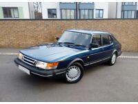 SAAB 900 SE CLASSIC 2.0 16V AUTO 5DR HATCHBACK 1993 OUTSTANDING CONDITION!! CLASSIC SHAPE