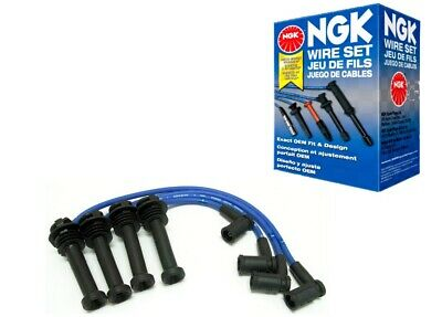 Genuine NGK Ignition Wire Set For 2000-2004 FORD FOCUS L4-2.0L Engine