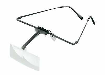 ESCHENBACH Glasses Type Clip Loupe Labo Frame for both eyes Magnification