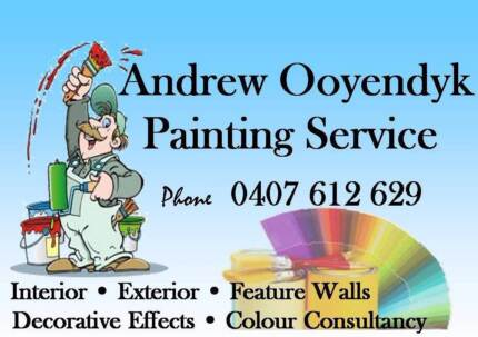 painting house painter 15 years experience