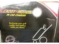 Caddy-Motion In Car Charger