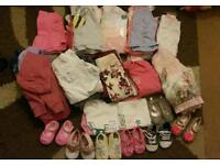 Large bag of Girls clothes