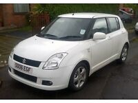 SUZUKI SWIFT 1.5VVTi GLX 5 DOOR