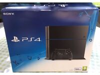 PlayStation 4 500GB Console or PS4 Games/Accessories