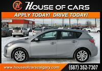 2012 Mazda MAZDA3 GX   *$111 Bi-Weekly Payments with $0 Down!*