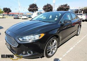 2015 Ford Fusion Titanium | Heated Seats | Leather