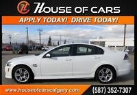 2009 Pontiac G8 Base    *$104 Bi-Weekly Payments with $0 Down!*