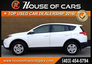 2015 Toyota RAV4 LE  *$189 Bi-Weekly with $0 Down!*