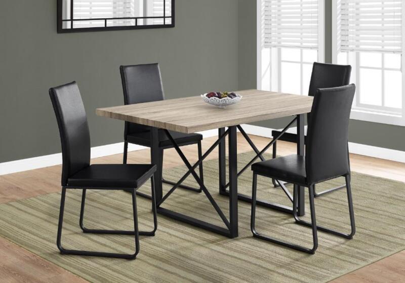 Mobilier De Cuisine Table 224 Manger Avec 4 Chaises Le