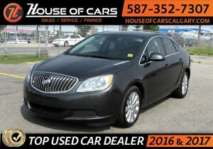 2017 Buick Verano Base / Leather / Bluetooth