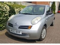 NISSAN MICRA * 1.2 * 53 REG * VERY SMOOTH * VERY GOOD DRIVING CONDITION * QUICK SALE * £390