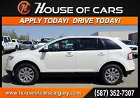 2010 Ford Edge SEL  w/ Leather