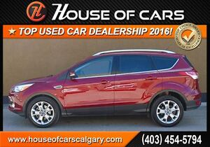 2014 Ford Escape Titanium Fully Loaded *$189 Bi-Weekly with $0 D