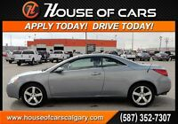 2007 Pontiac G6 GT  w/ Leather