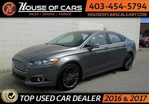 2014 Ford Fusion SE AWD Fully loaded every add on