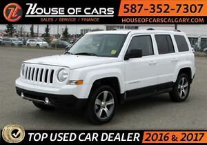 2016 Jeep Patriot High Altitude / Sunroof / Leather Seats