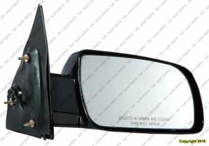 Door Mirror Power Passenger Side GMC Safari 1988-1998