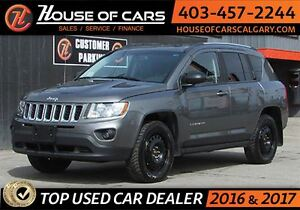 2012 Jeep Compass Sport/North