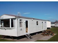 Beautiful Caravan for Hire - 3 Bedroom - Craig Tara, Ayr (Prices start from £129)