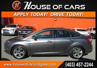 2014 Ford Focus Titanium    *$147 Bi-Weekly with $0 Down!*