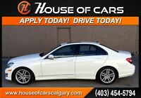2014 Mercedes-Benz C-Class C300 4MATIC  *$252 Bi-Weekly Payments