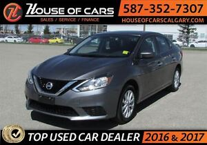 2016 Nissan Sentra 1.8 SV / Bluetooth / Backup Camera