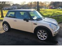 2004 AUTOMATIC MINI COOPER OVER £5000 OF FACTORY EXTRAS SERVICE HISTORY AUTO MINI COOPER