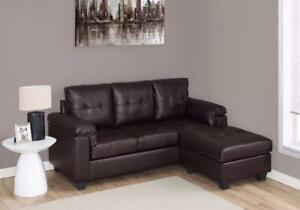 Grande Vente Sofa sectionnel réversible - 50 %