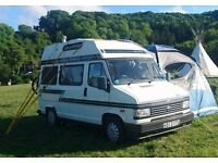 Talbot Express Rambler 1991 4 Berth Camper Van