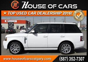 2012 Land Rover Range Rover Supercharged Autobiography  *521 Bi-