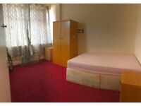 A spacious single & double room to rent in Ilford/Barking ig1 includes bills available now