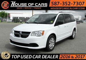 2015 Dodge Grand Caravan SE/SXT Back up Camera / Bluetooth