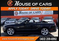 2012 Ford Mustang GT  WWW.HOUSEOFCARSCALGARY.COM