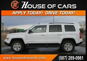 2015 Jeep Patriot North *$147 Bi Weekly with $0 Down!*