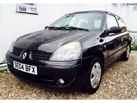 FREE SAT-NAV ALL WEEKEND ★✌★ RENAULT CLIO 1.5 DCI EXTREME ★£30 ROAD TAX ★ MOT OCT 2016 ★KWIKI AUTOS★