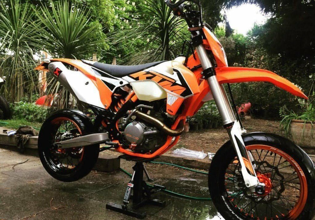 KTM 500 exc 2016 for sale Low milage