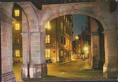 SWITZERLAND Geneva, La Grand-Rue depuis l'AncienArsenal