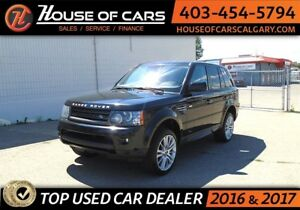 2010 Land Rover Range Rover Sport HSE  APPLY TODAY DRIVE TODAY !
