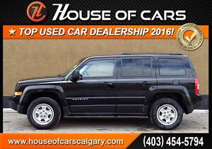 2015 Jeep Patriot Sport/North  *$161 Bi-Weekly with $0 Down!*