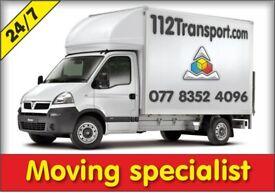 ★ 24/7 ★ Man and Van ★ Moving ★ Transport ★ Removal ★ London ★ UK ★ K