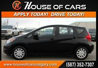 2015 Nissan Versa Note 1.6 SV    *$111 Bi-Weekly Payments with $