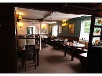 The Waggoners is looking for a chef de partie live in £19000 per anum