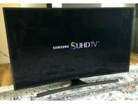 55in Samsung Curved SUHD 4K Nano Crystal SMART 3D LED TV