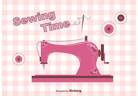 How to have fun sewing and home making